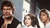 Harrison Ford, Carrie Fisher and Mark Hamill star