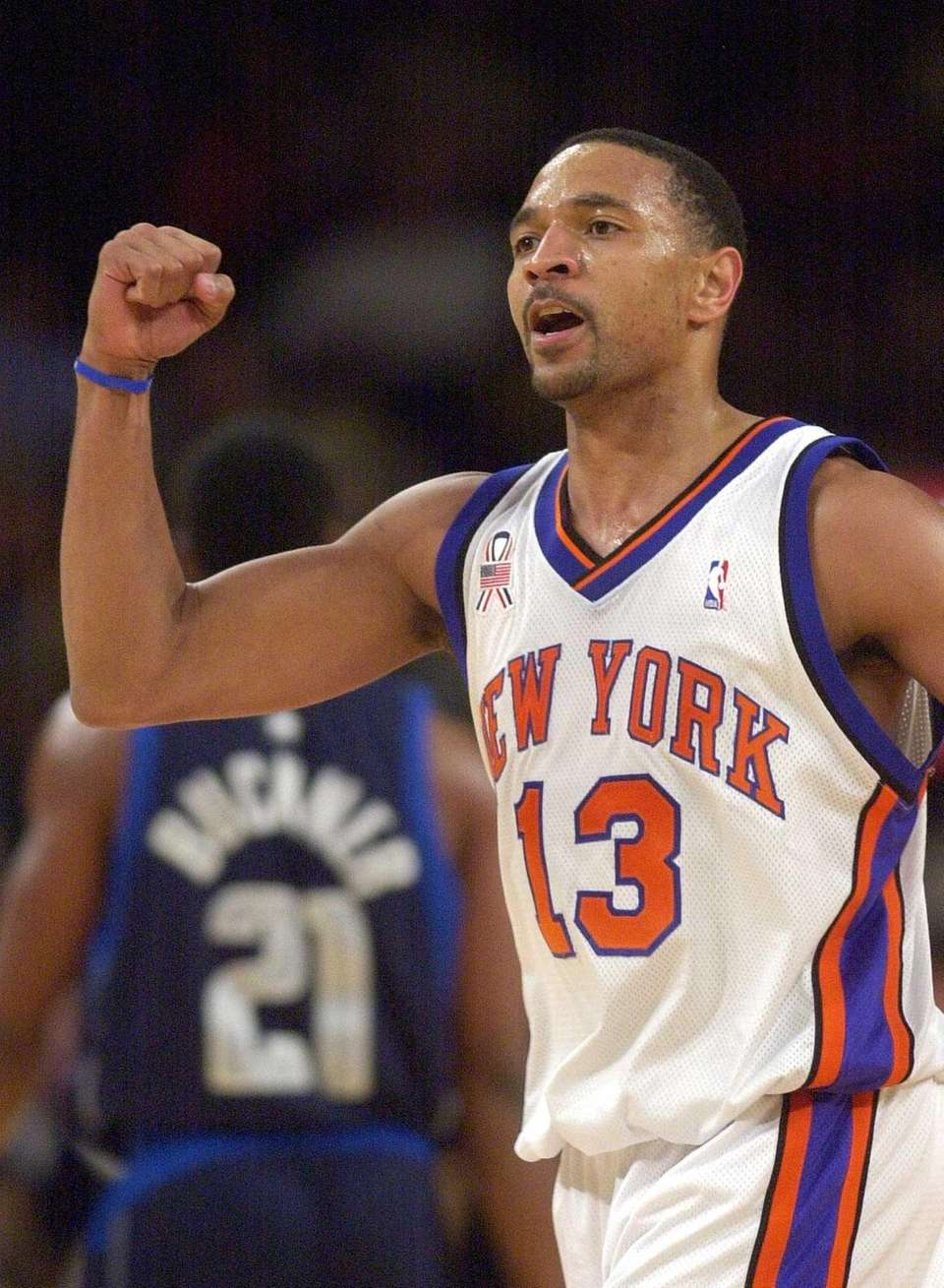 18. MARK JACKSON He carried his point guard