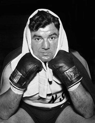 21. JAMES BRADDOCK Having grown up in Hell's