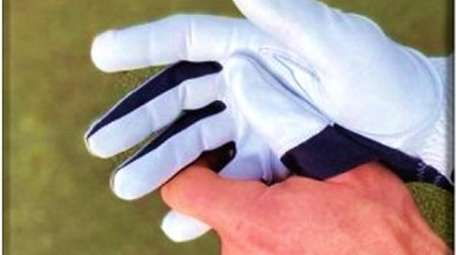 Bob Chorne has developed a six-fingered glove as