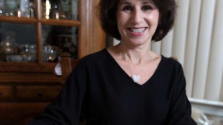 Barbara Antoniades of New Hyde Park uses durum