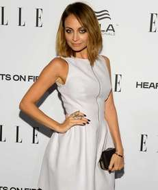 Actress Nicole Richie attends the ELLE's Women in