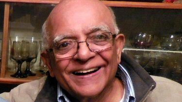 N.S. Ramamurthy, pioneering research scientist from Smithtown, began