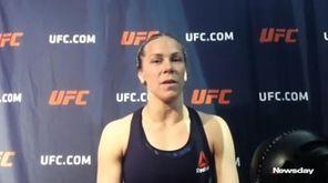 Amityville's Katlyn Chookagian defeated Antonina Shevchenko via unanimous