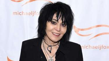 Joan Jett & The Blackhearts were among more