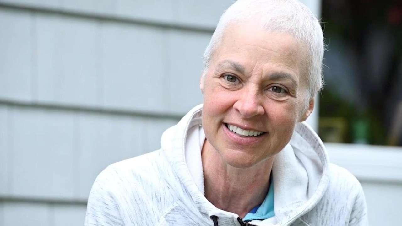 Diagnosed with breast cancer in October, Lynda Farrell
