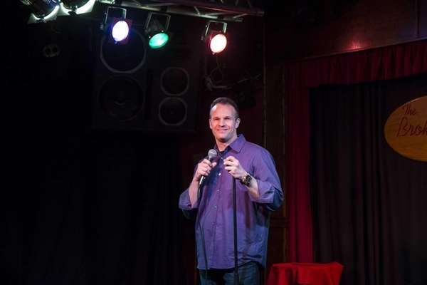 John Ziegler performs new material at Open Mic