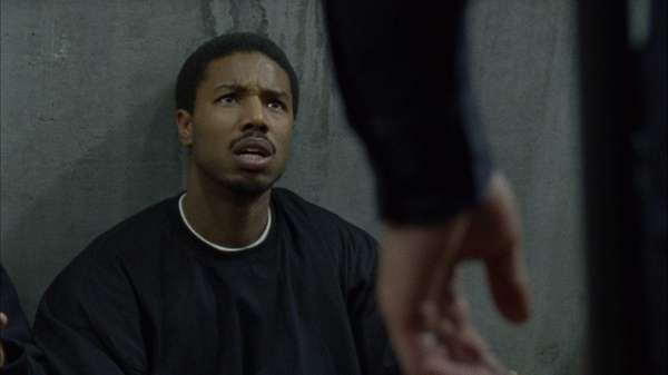 "A scene from ""Fruitvale,"" a film that was"
