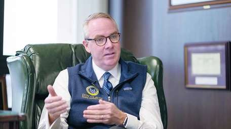 Hempstead Town Supervisor Don Clavin should outsource the