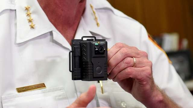 push for police body cameras in nassau after death of suspect in minneapolis newsday push for police body cameras in nassau