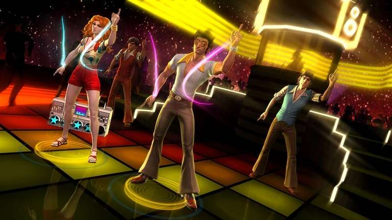 Dance Central 3 features a revamped fitness mode