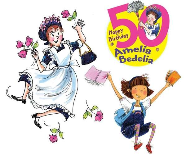 On Tuesday, Jan. 29, Amelia Bedelia, everyone's favorite