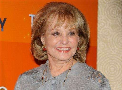 Barbara Walters called into