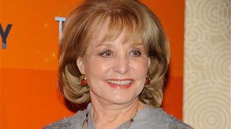 Barbara Walters called into