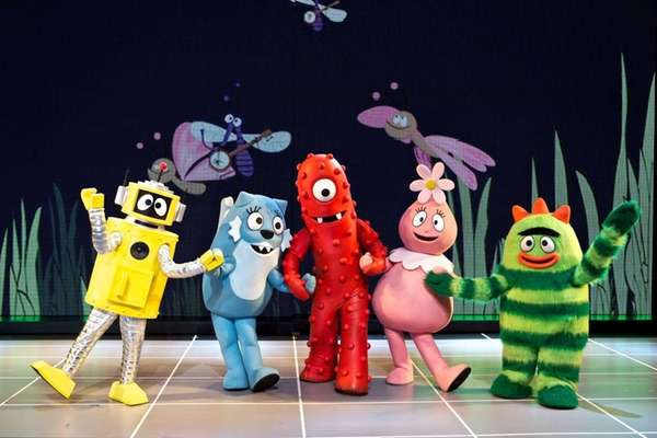 Yo Gabba Gabba! Live! Get the Sillies Out!""