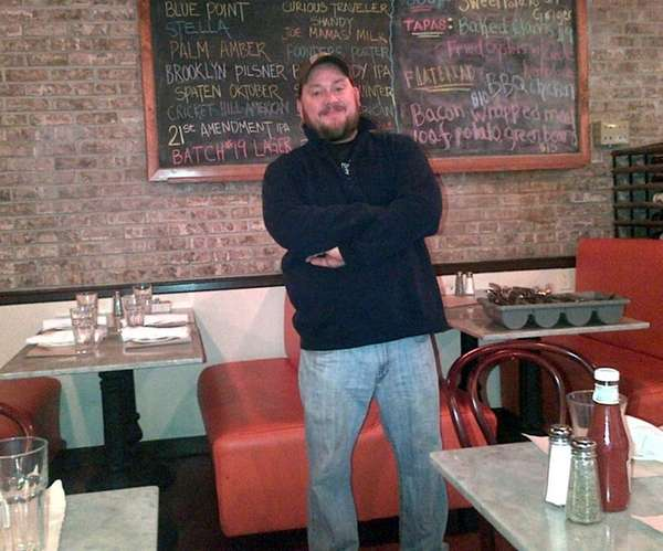 Zane Smith takes over as executive chef at