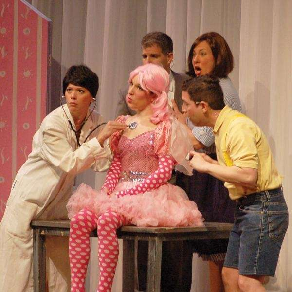 Performances for the musical Pinkalicious at John W.