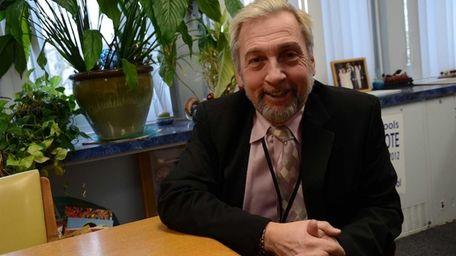 Robert Katulak, 59, has been superintendent of New