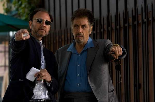 The film quot;Stand Up Guysquot; stars Al Pacino
