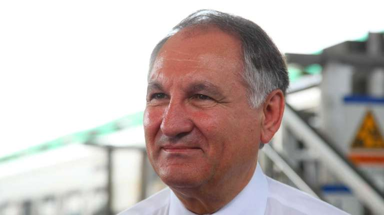 County Comptroller George Maragos, who had warned in