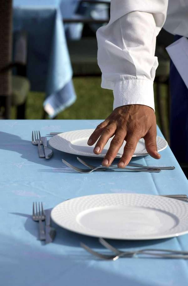 New York State law allows restaurants to consider