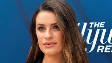 Lea Michele attends The Hollywood Reporter's Empowerment in