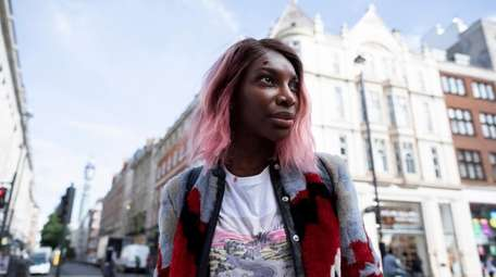"""Michaela Coel in HBO's """"I May Destroy You."""""""