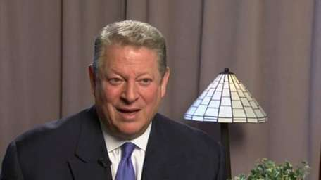 Former Vice President Al Gore will be the