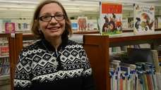 Charlene Noll, director of Hillside Public Library in