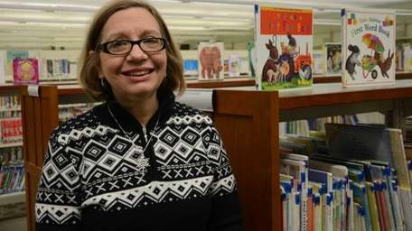 Charlene Noll, director of Hillside Public Library in