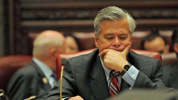 Sen. Dean Skelos says Republicans won't go along