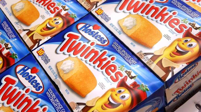 Hostess Brands, the firm that made Twinkies famous,