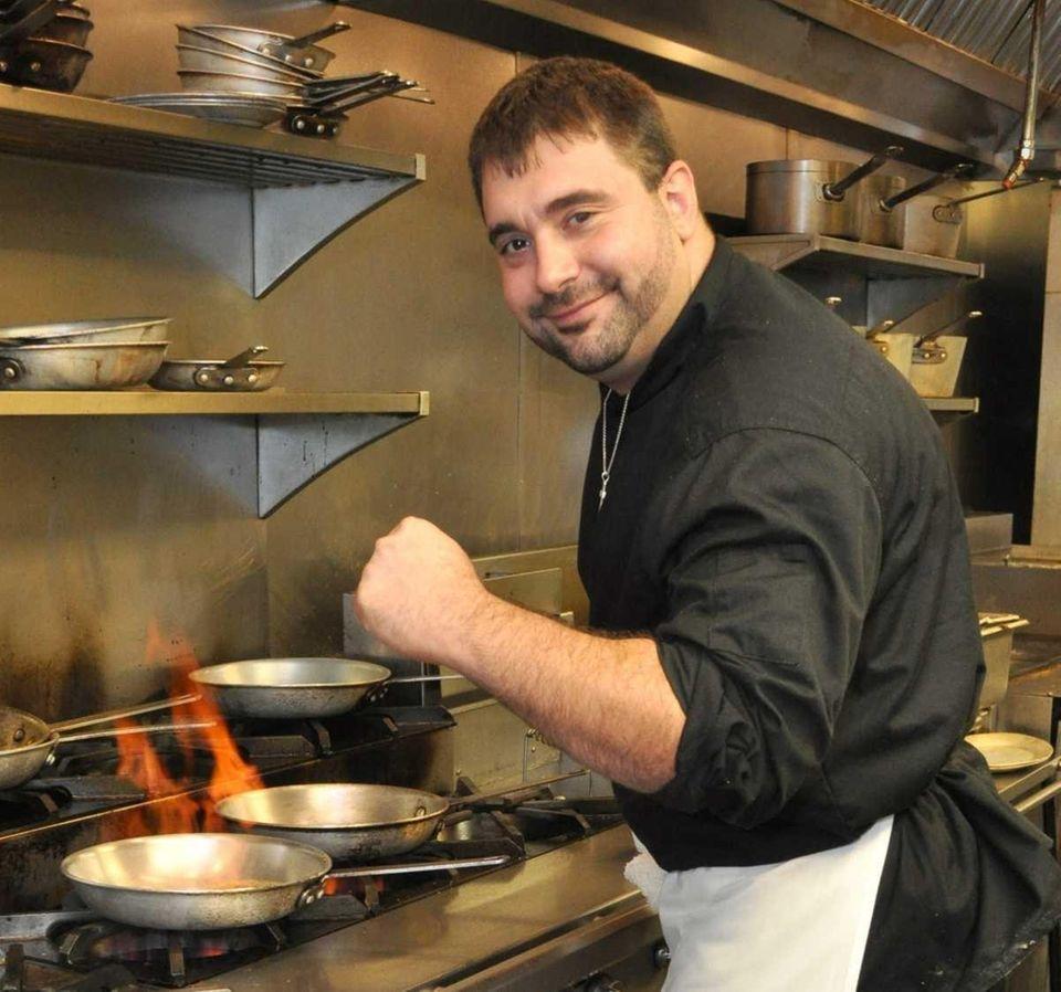 Danny Gagnon, a Top Chef Season 5 contestant