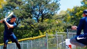Professional athletes from Long Island look for ways