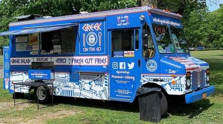 Greek on the Go is at Field 6