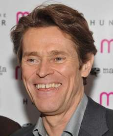 Willem Dafoe has been cast in a Mercedes-Benz
