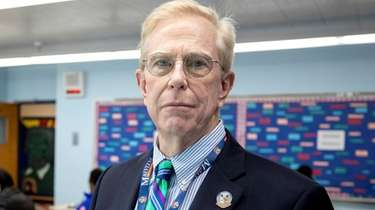 Malverne Superintendent James Hunderfund said he was alerted