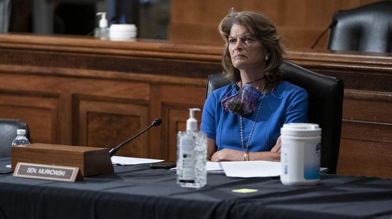 Sen. Lisa Murkowski (R-Alaska) earned President Donald Trump's