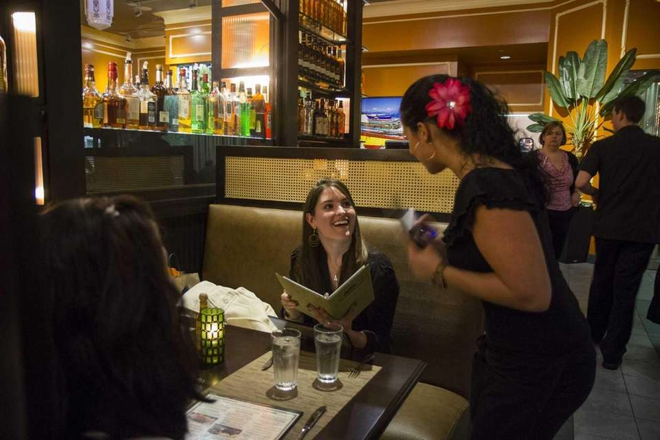 Havana Central: This big, bold, brassy eatery pays