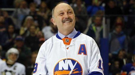 Former New York Islander and hockey Hall of