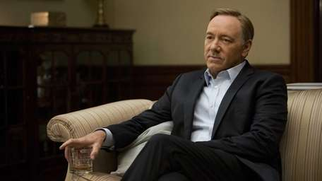 Kevin Spacey stars in the Netflix original series,