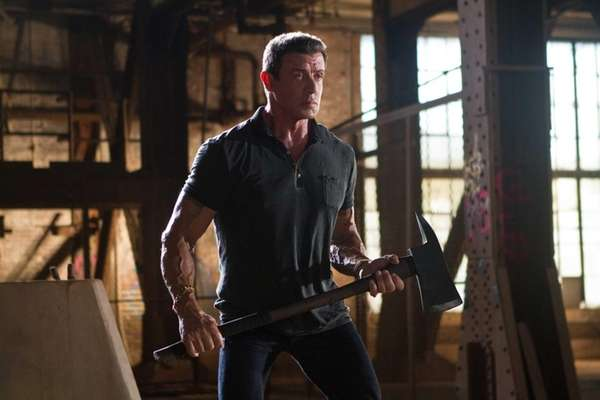 Sylvester Stallone stars as Jimmy in the action