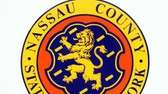 Nassau County seal.