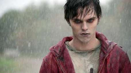 Nicholas Hoult in a scene from