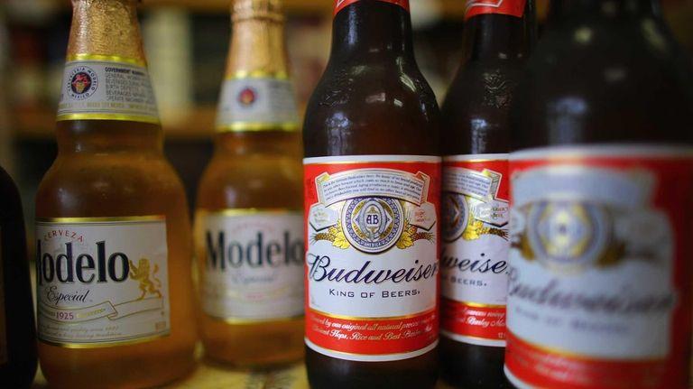 AB InBev, maker of Budweiser and other beers,