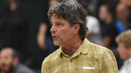 Bill Gibson, Long Beach boys volleyball head coach,