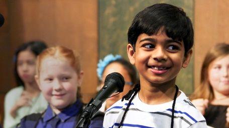 "Akash in Netflix's ""Spelling the Dream."""