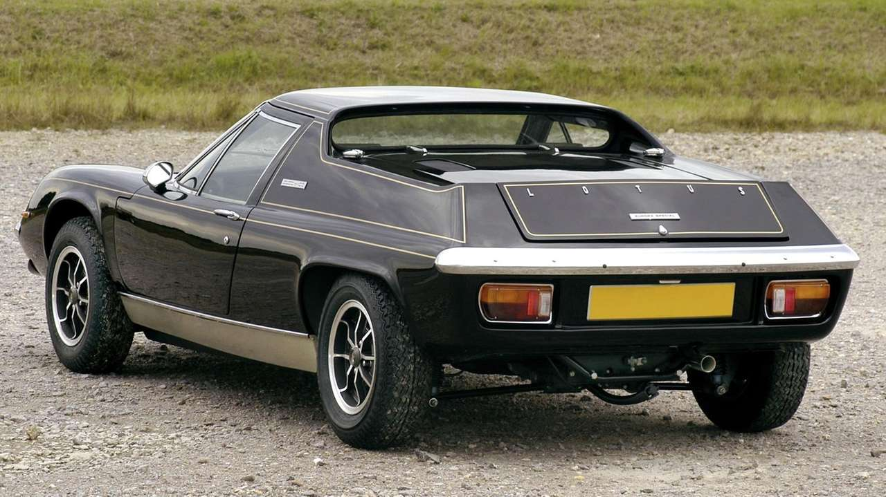 Lotus Europa: An oddity keeps a carmaker afloat | Newsday