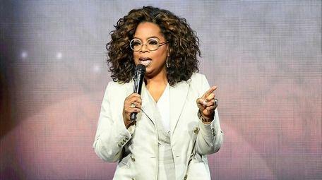Oprah Winfrey is set to host a two-night