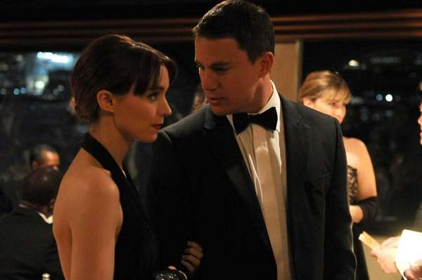 Rooney Mara and Channing Tatum star in quot;
